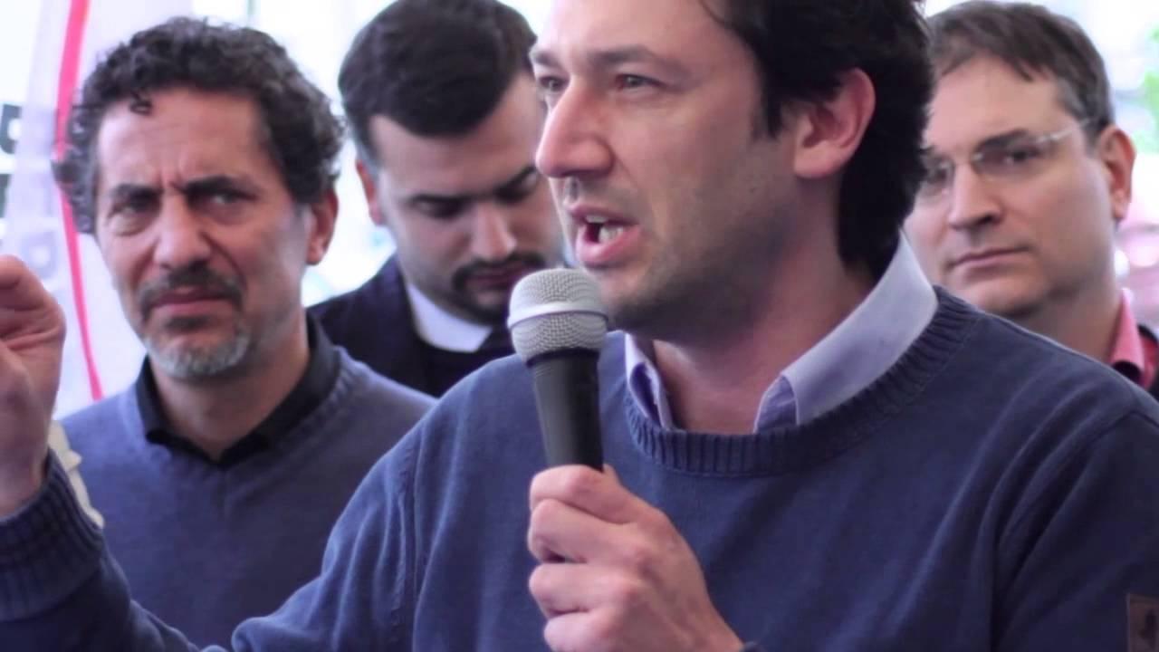 """Cammarano (M5S): """"Tratta ferroviaria Sa-RC, costruire sinergia tra Comuni e Regione"""""""