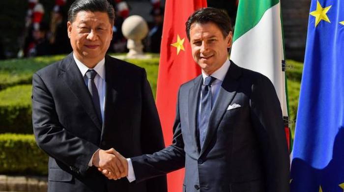 La Cina non vuole Mario Draghi al Quirinale