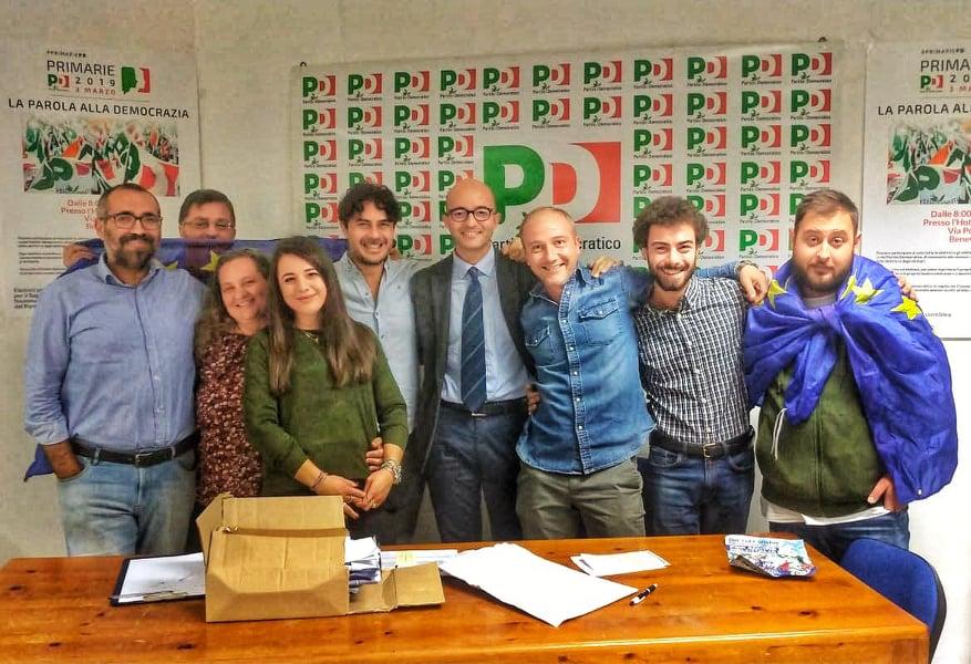 Pd Benevento: la Provincia affonda ma Di Maria non lo sa…