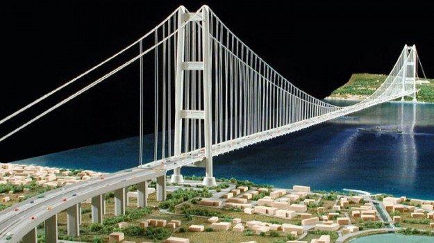 Riecco il ponte: altri 50 milioni per lo studio