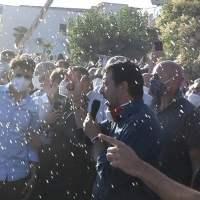 La tournée di Salvini