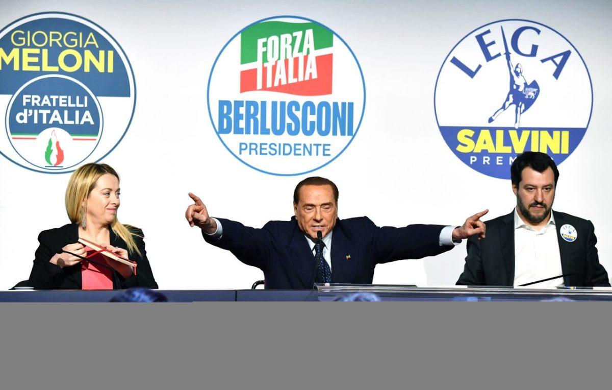 Il futuro di Forza Italia è lontano da Salvini?