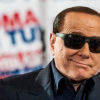 Berlusconi si stava trasfigurando ma un nastro ce l'ha ridato