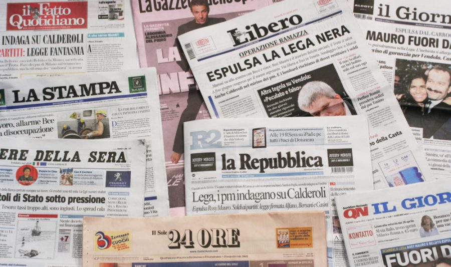 E' mai possibile la libertà di stampa in un Non libero mercato?
