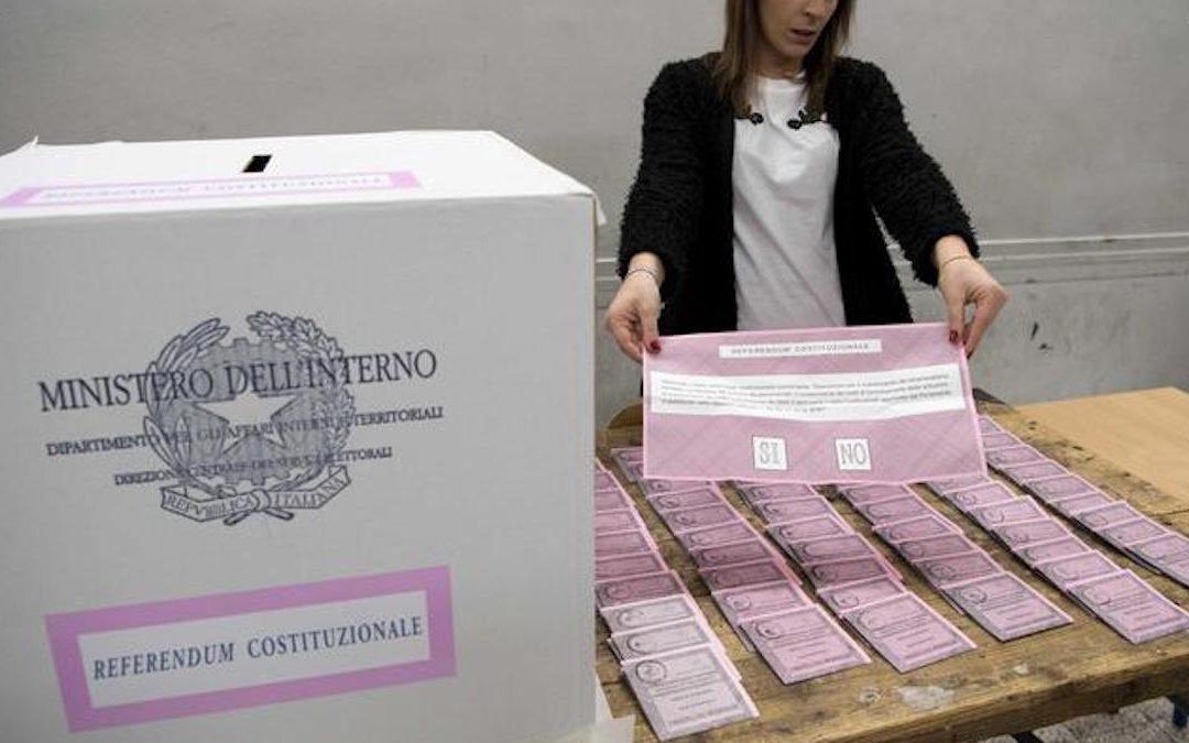 Elezioni, le misure anti-Covid al seggio