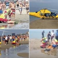"""Saviano: """"Cosa nasconde l'agguato in spiaggia a Torvajanica?"""""""