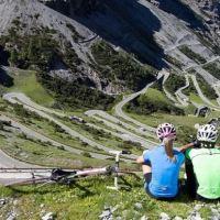 Come cambia il giornalismo. Giro d'Italia, 18.10.2020. Passo dello Stelvio, Cima Coppi