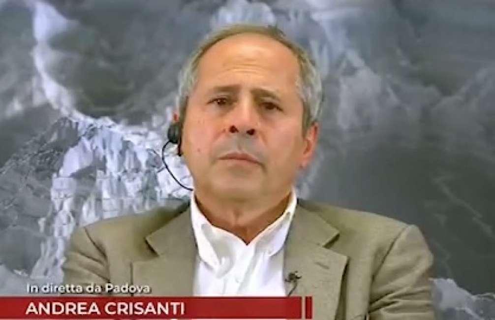 """Andrea Crisanti: """"Contro le varianti serve una zona rossa stile Codogno"""""""