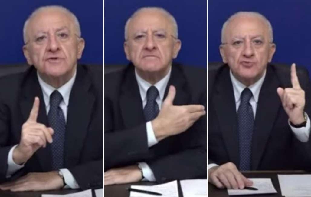 """Presentazione """"De Luca – La comunicazione politica da Sindaco a Social star"""""""
