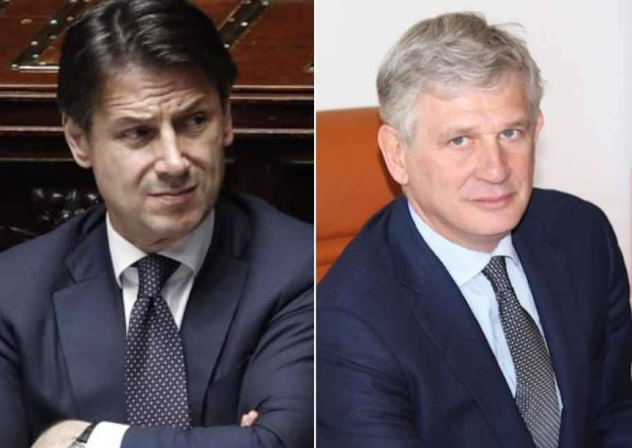 Conte lascia la delega ai servizi a Pietro Benassi, suo consigliere diplomatico