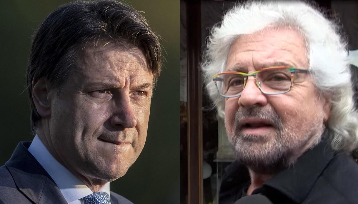 Un nuovo M5S con Conte come leader politico: ecco il piano di Grillo