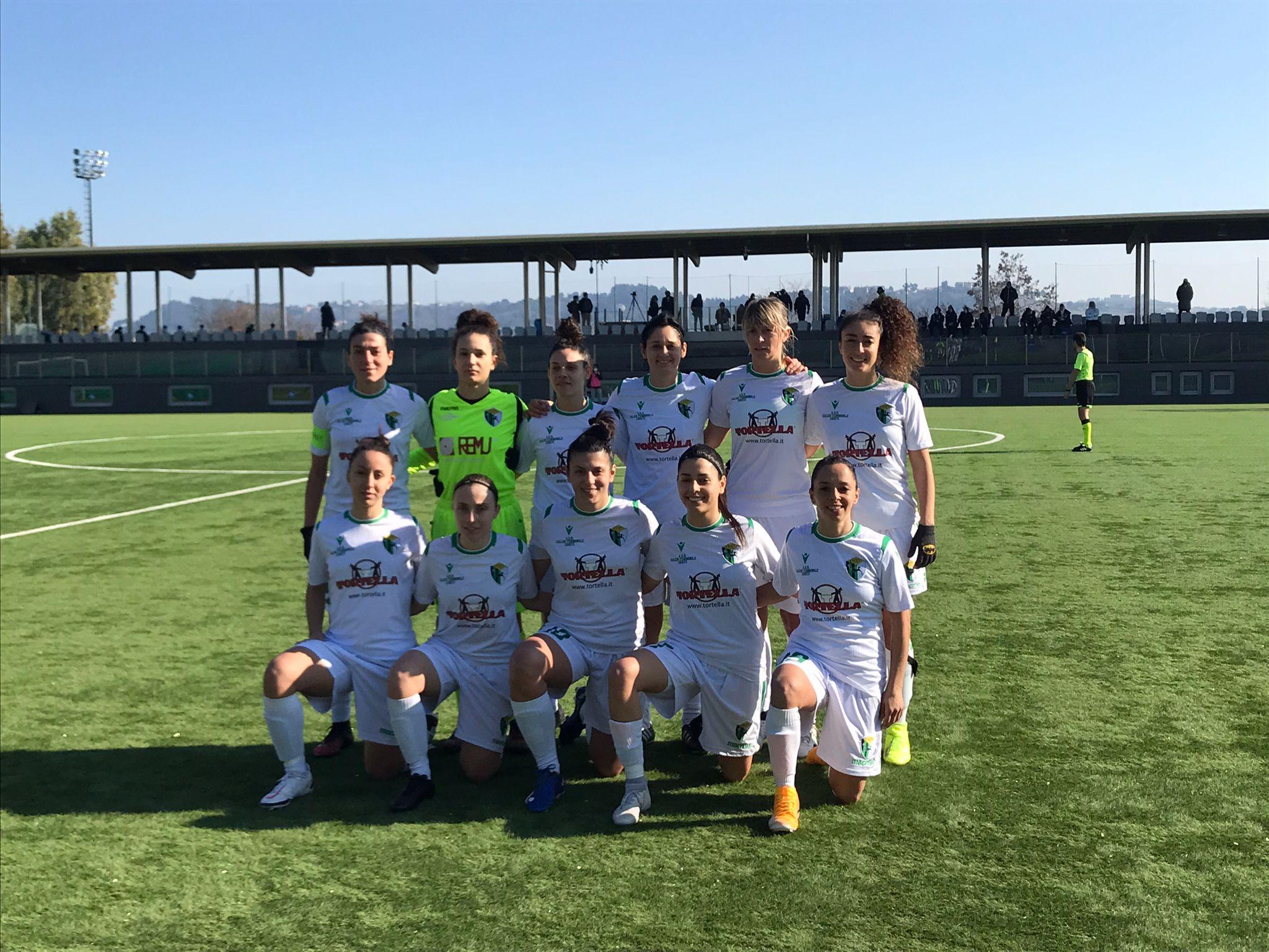 Il Chieti Calcio Femminile pareggia 2-2 con il Lecce Women