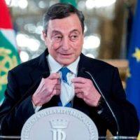 Silenzioso e invisibile: l'arte di Draghi ha un lato oscuro