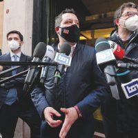 Salvini, Berlusconi e Meloni: il governo Draghi ingrassa tutta la destra
