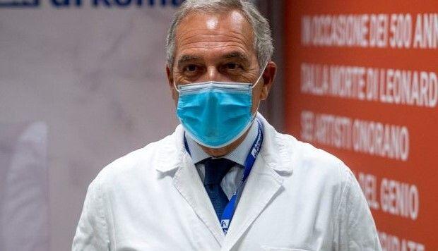 """Vaia (Spallanzani): """"C'è chi lavora perché il virus non abbia mai fine"""". Poi chiarisce"""
