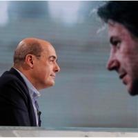Zingaretti, Conte e il caos del Movimento