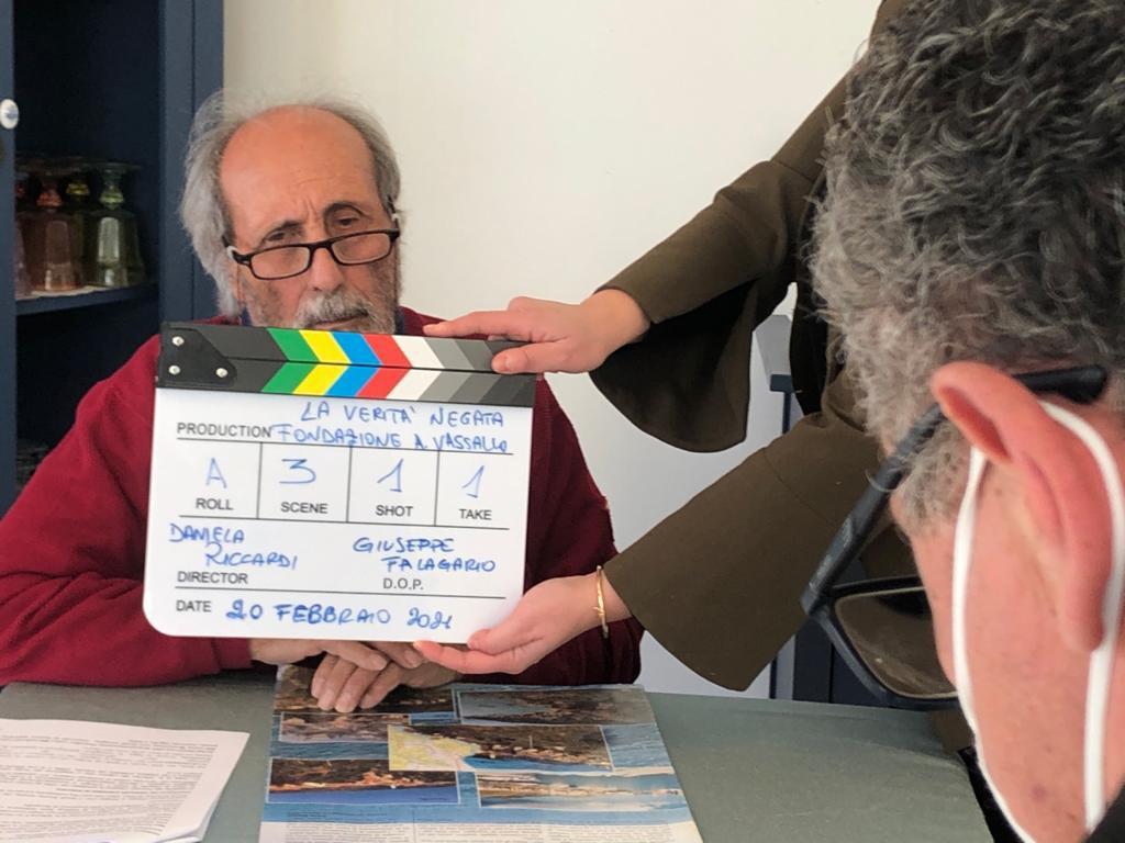 """Si inaugurano le riprese del docufilm """"La Verità Negata"""" con la partecipazione di Ettore Bassi"""