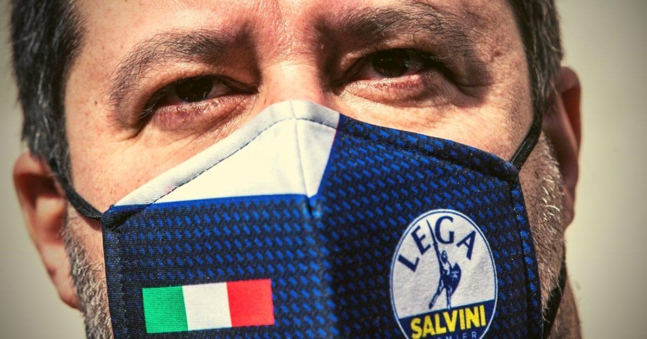Draghi al Colle e poi subito elezioni, il piano di Salvini