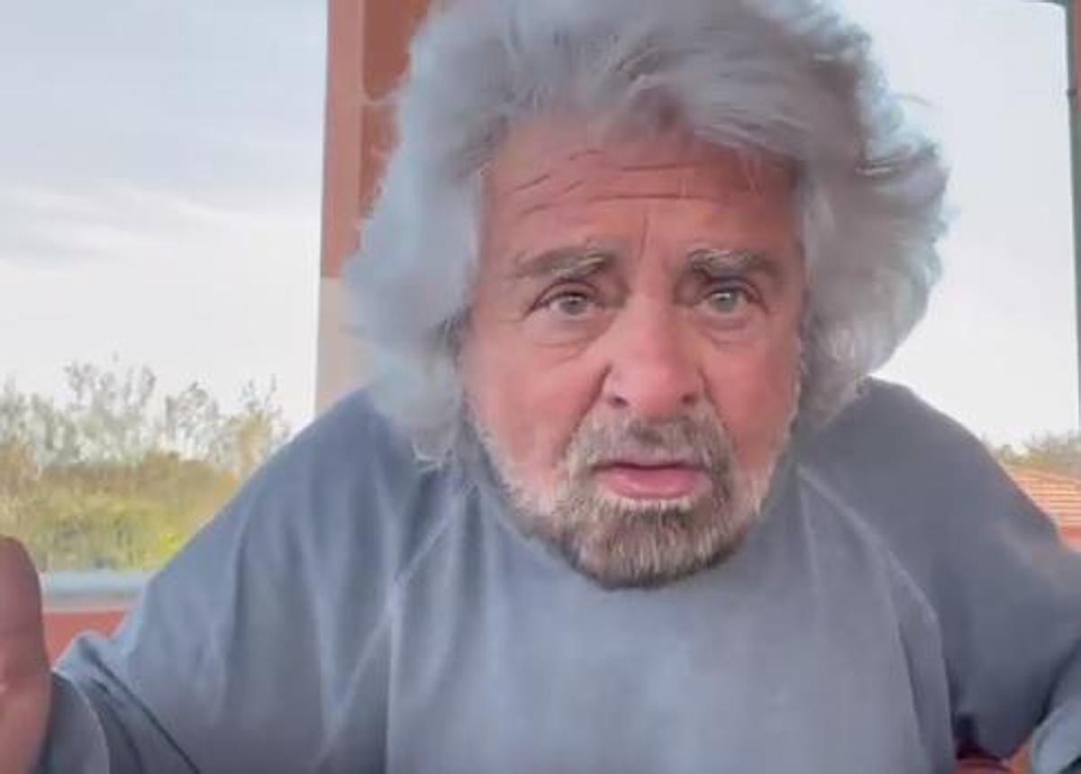 La randellata del Fatto a Beppe Grillo
