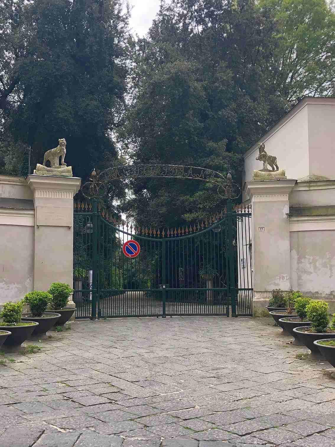 Napoli, villa Floridiana: finalmente riapre! Tanto tuonò che piovve!