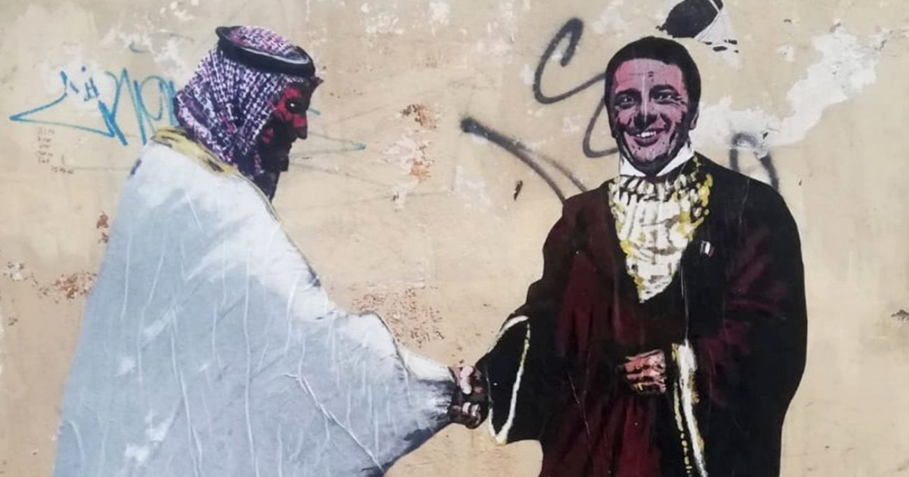 Non solo conferenze: Renzi in Arabia Saudita ha un incarico segreto per un maxi progetto di bin Salman