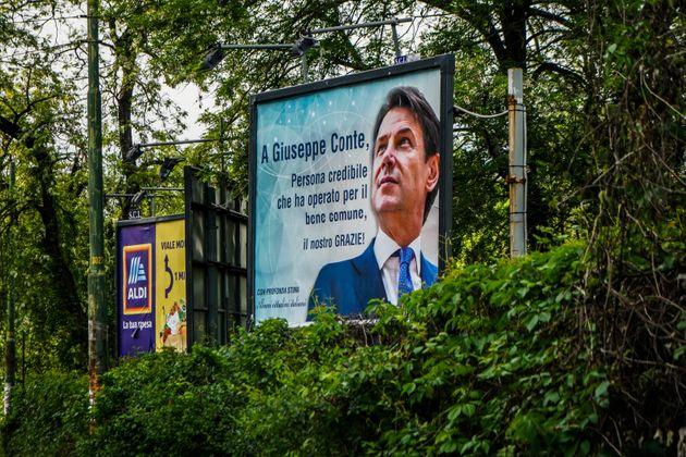 """Conte sul governo Draghi: """"Difficile gestire maggioranza molto larga"""""""