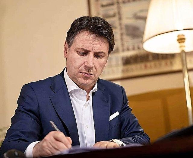 """La lettera di Giuseppe Conte sul """"Resto del Carlino"""""""