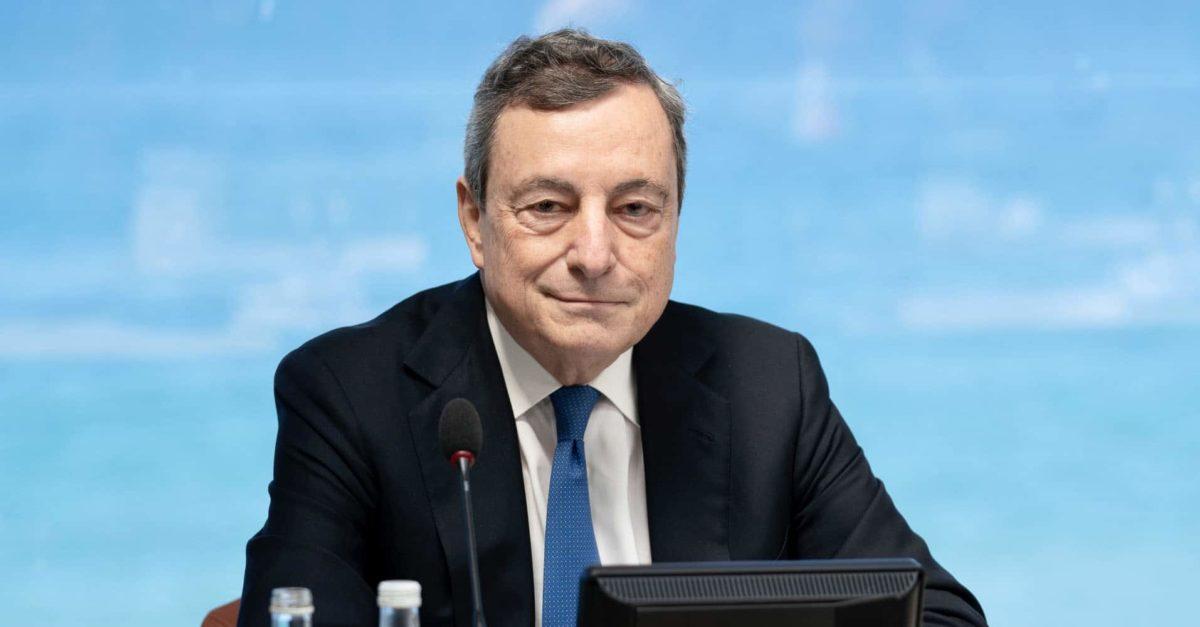 Il Natale di Draghi