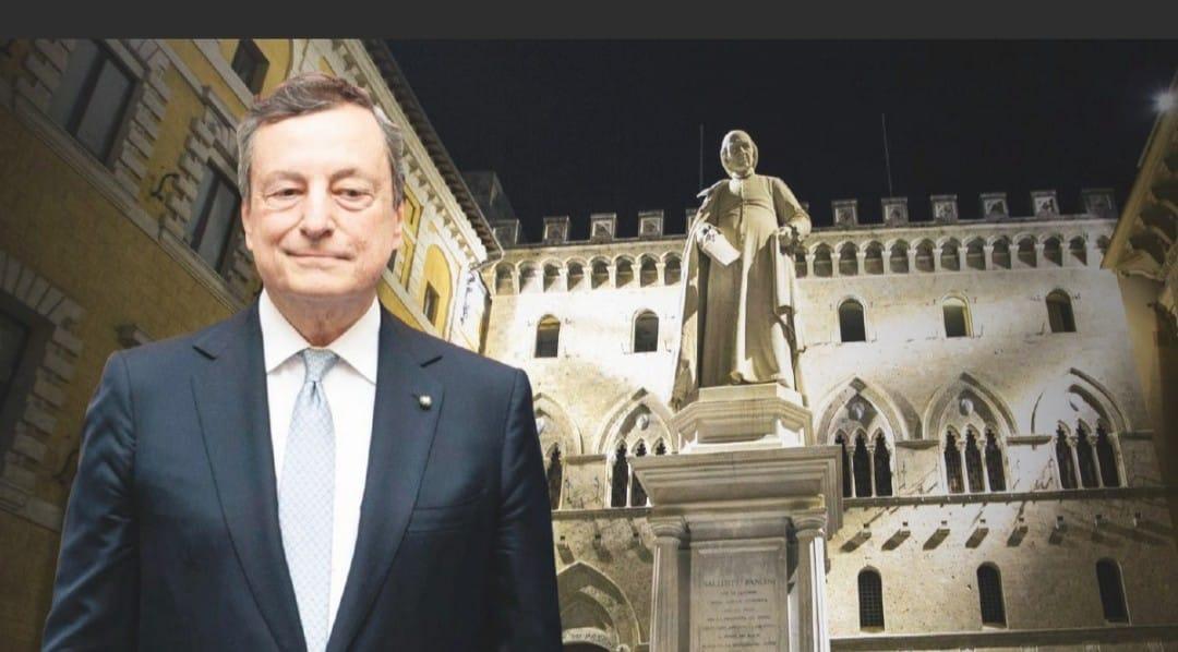 """""""Bankitalia è al vostro fianco"""". Perché Draghi ha a cuore Mps"""
