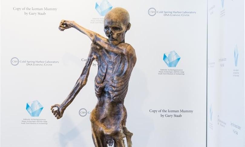 La maledizione di Oetzi, la Mummia del Similaun