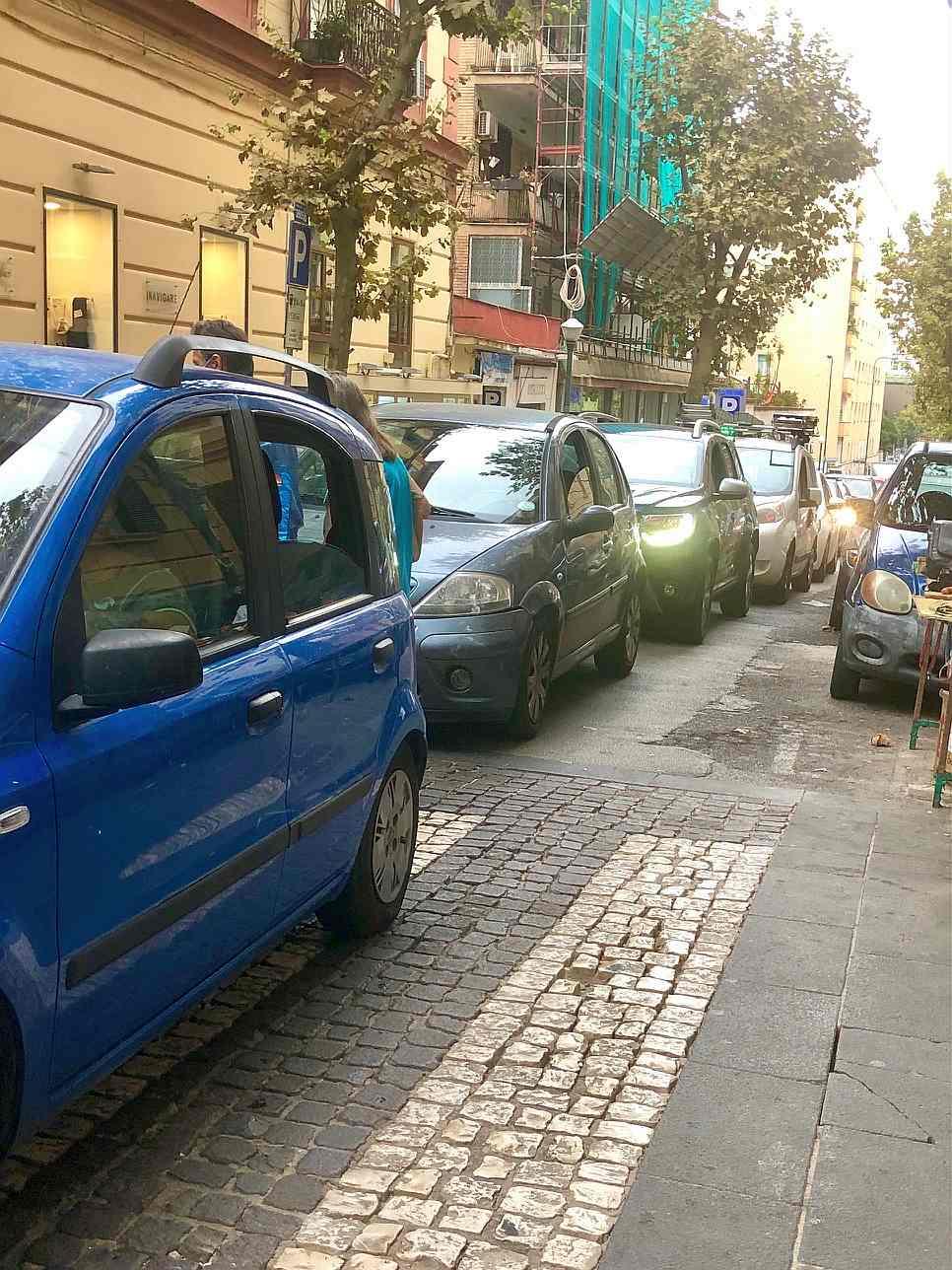 Napoli: al Vomero caos e disagi per lo sciopero nel trasporto pubblico